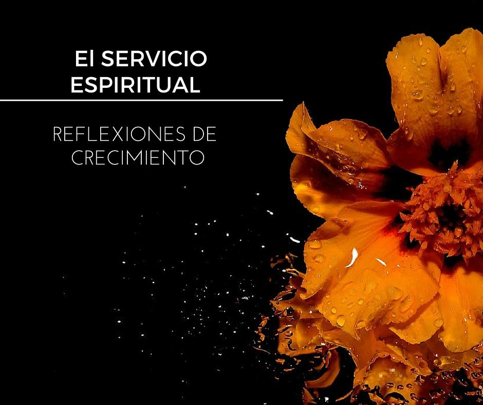 Imagen de entrada Servir Espiritualmente