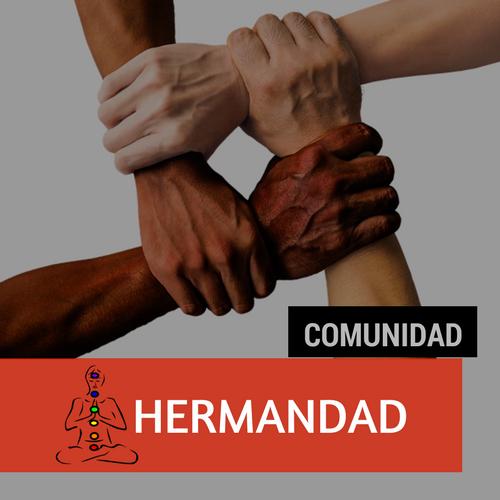 hermandad-comunidad en curso espiritual - image